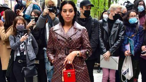 De Georgina Rodríguez a Olympia de Grecia: los vips de la Paris Fashion Week