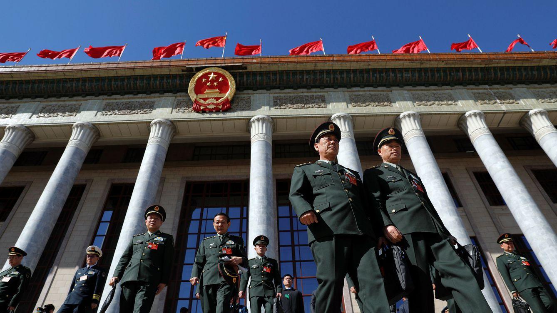 Trump se prepara para cederle el bastón de mando al Partido Comunista de China