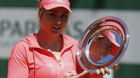 La española Paula Badosa hace historia y se lleva el título júnior en Roland Garros
