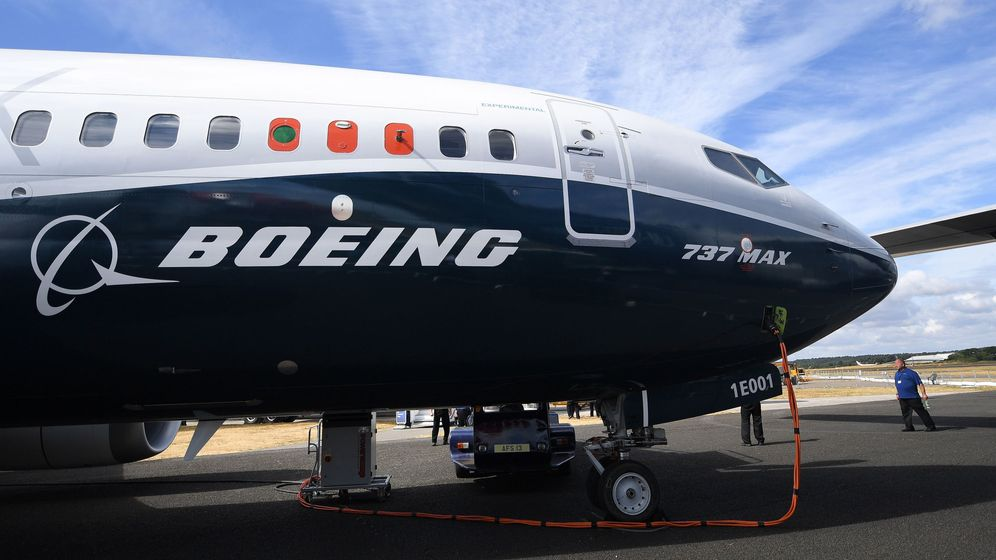 Foto: Avion de Boeing (Reuters)