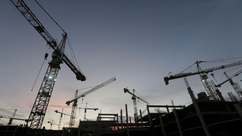 Foto: La economía española vuelve a repuntar tras la crisis (Efe)