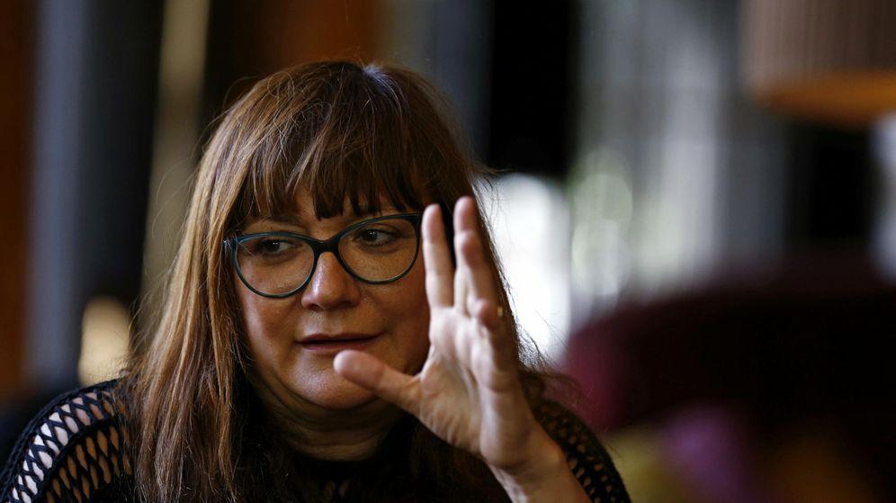 Foto:  La directora de cine Isabel Coixet estrena 'Aprendiendo a conducir' (EFE)