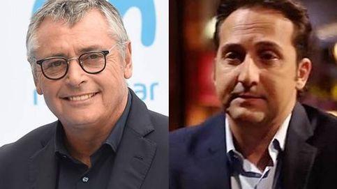 Iker Jiménez, roto, se despide de Michael Robinson: Se me caen las lágrimas