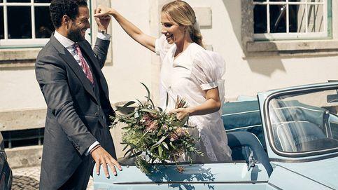 Hannah & Tiago, una boda planeada en Madrid y celebrada en Sintra
