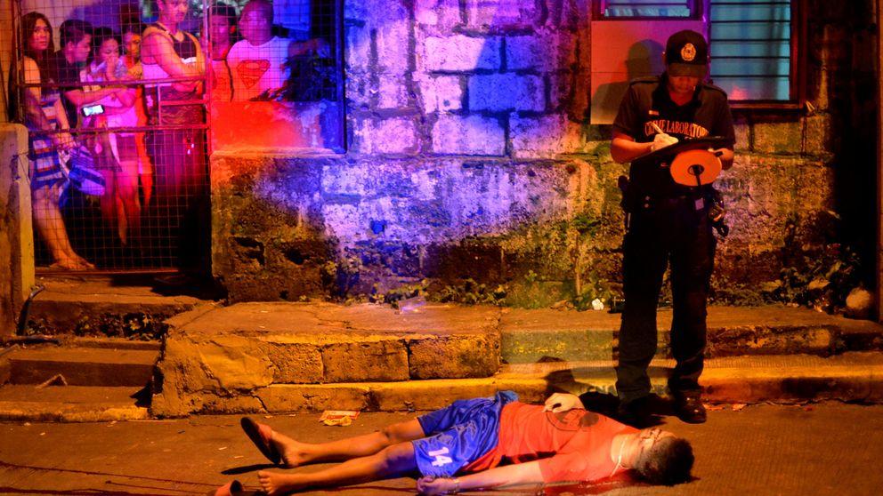 El presidente filipino Duterte quiere que matar a niños criminales sea legal