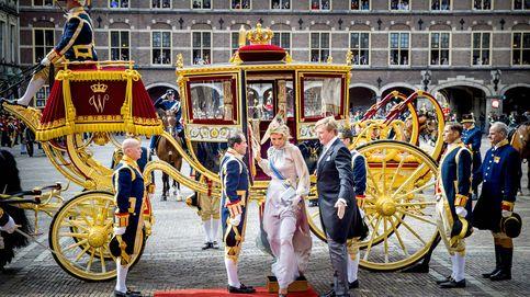 El vestido-camisón de la reina Máxima de Holanda para la apertura del Parlamento