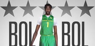 Post de Bol Bol, el hijo del mito del que nadie sabía la edad quiere su hueco en la NBA