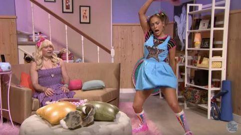 El salvaje baile de una colegiala llamada Jennifer Lopez