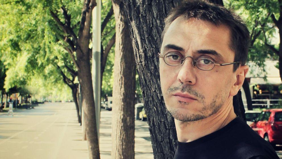 Monedero discute con Pablo Iglesias acerca de 'Juego de tronos'