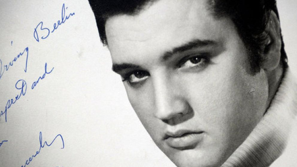 15.000 euros por una guitarra de Elvis Presley