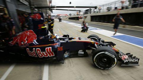 Carlos Sainz y el límite: cómo sacar el máximo jugo posible al Toro Rosso