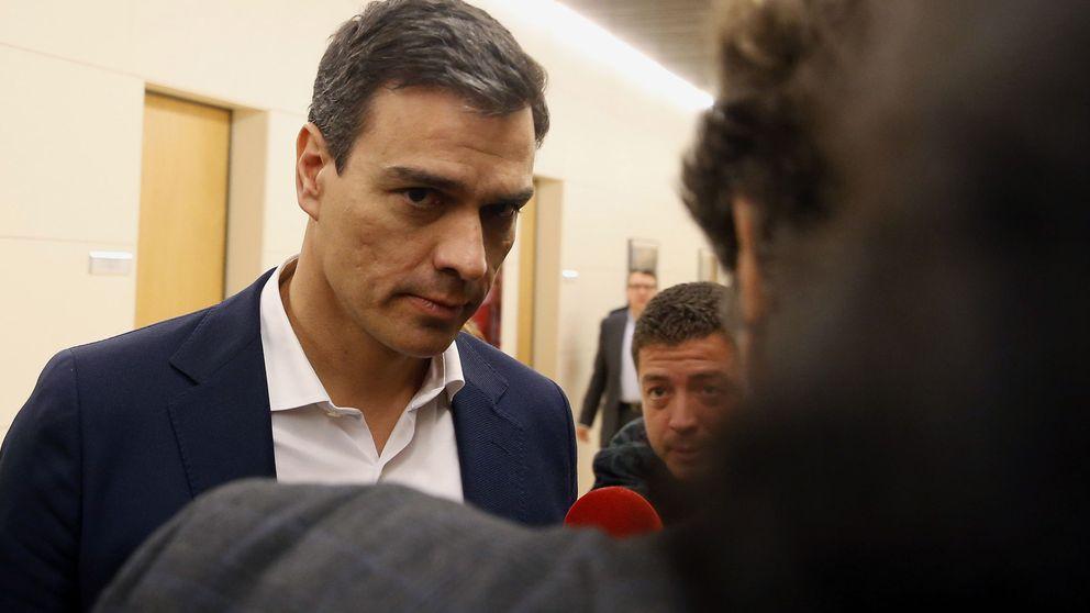 El PSOE busca un 'plan b' después del fracaso de Pedro Sánchez