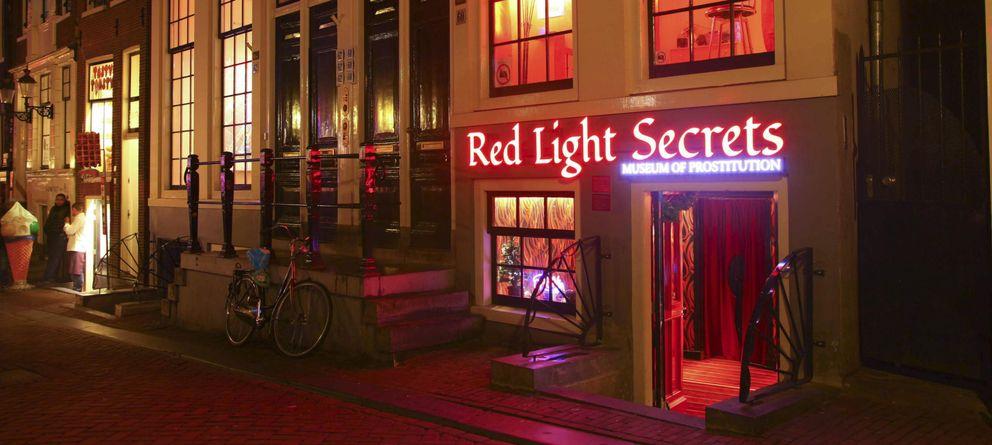 Foto: El primer museo de la prostitución, en Ámsterdam. (Efe)