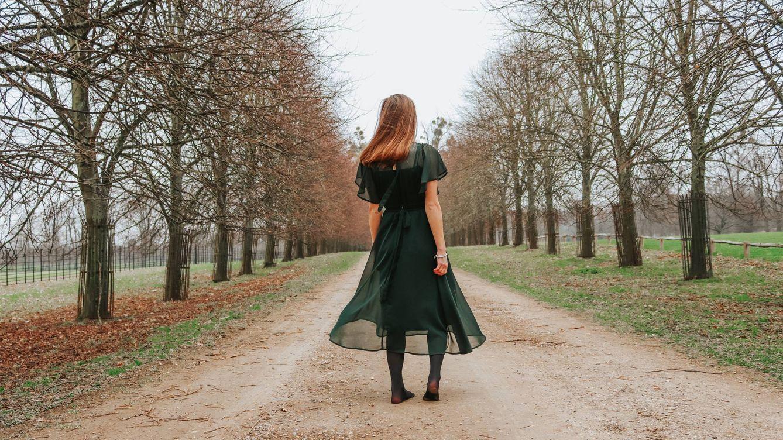 Serás la invitada más elegante (y boho) de la boda con este vestido de Massimo Dutti