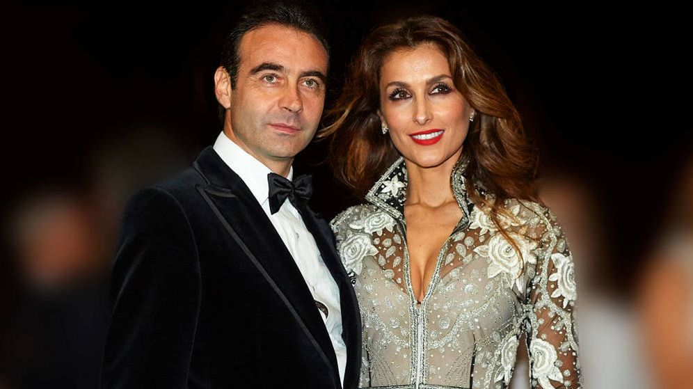 Foto: Enrique Ponce y Paloma Cuevas. (Getty)