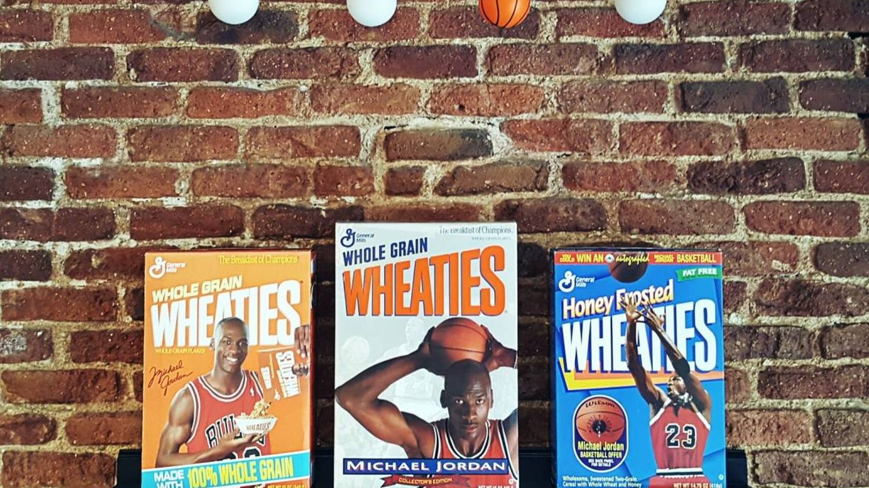 Esto sí que es un homenaje a los cereales