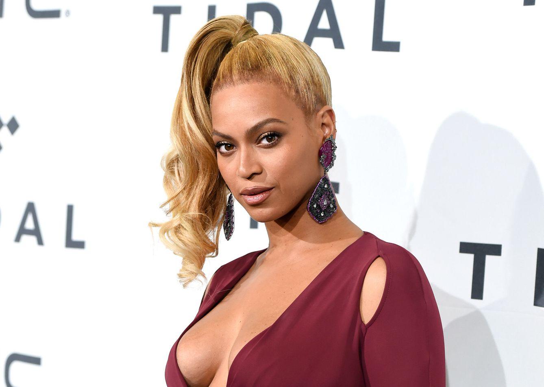 Foto: Beyoncé en un evento en Nueva York