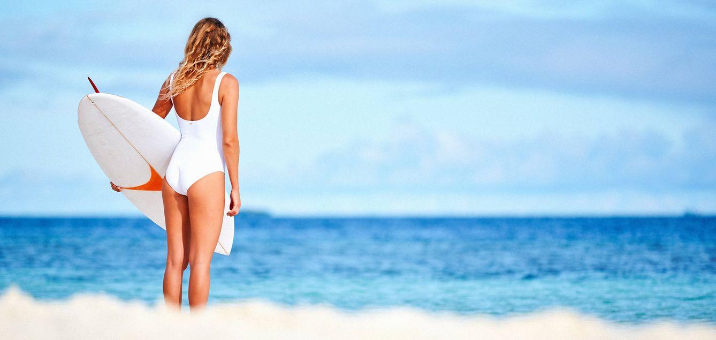 Tendencias: La playa es el nuevo gimnasio: cómo estar en forma en ...