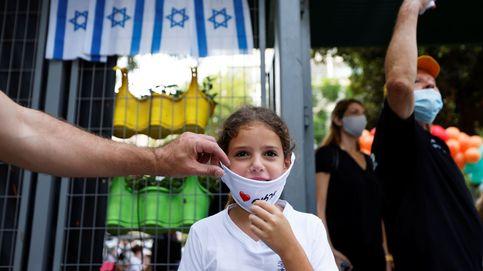 Israel comienza la 'vuelta al cole' con récord histórico de contagios diarios de coronavirus