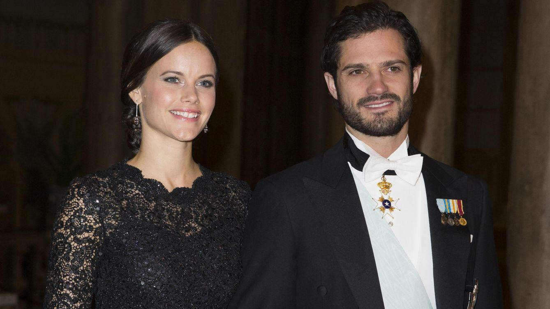 Foto: Carlos Felipe de Suecia y su prometida, Sofía Hellqvist (Gtres)