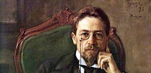 Post de Chéjov, un genio que nació pobre y murió joven: