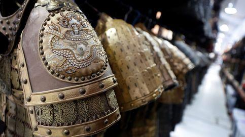 La sastrería Peris Costumes atesora diseños de series y películas desde 1856