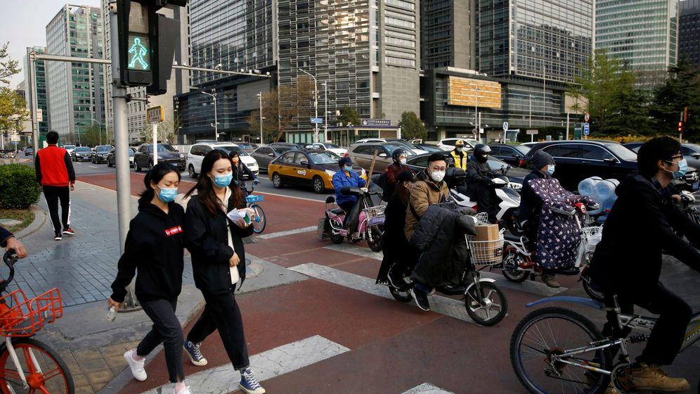 Foto: Calles de Beijing. (Reuters)