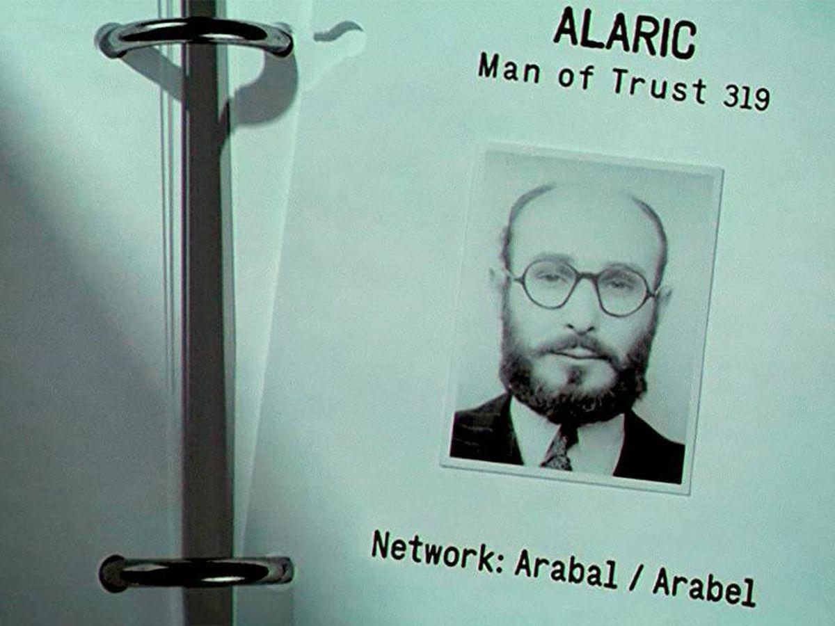 Foto: Alaric, primer nombre en clave de Juan Pujol, Garbo.