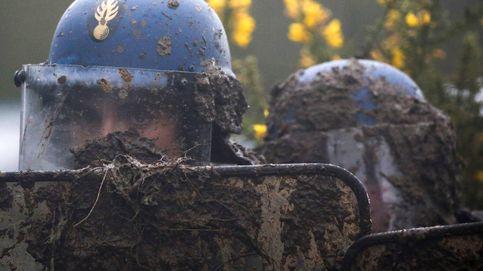Ecoactivistas franceses en pie de guerra