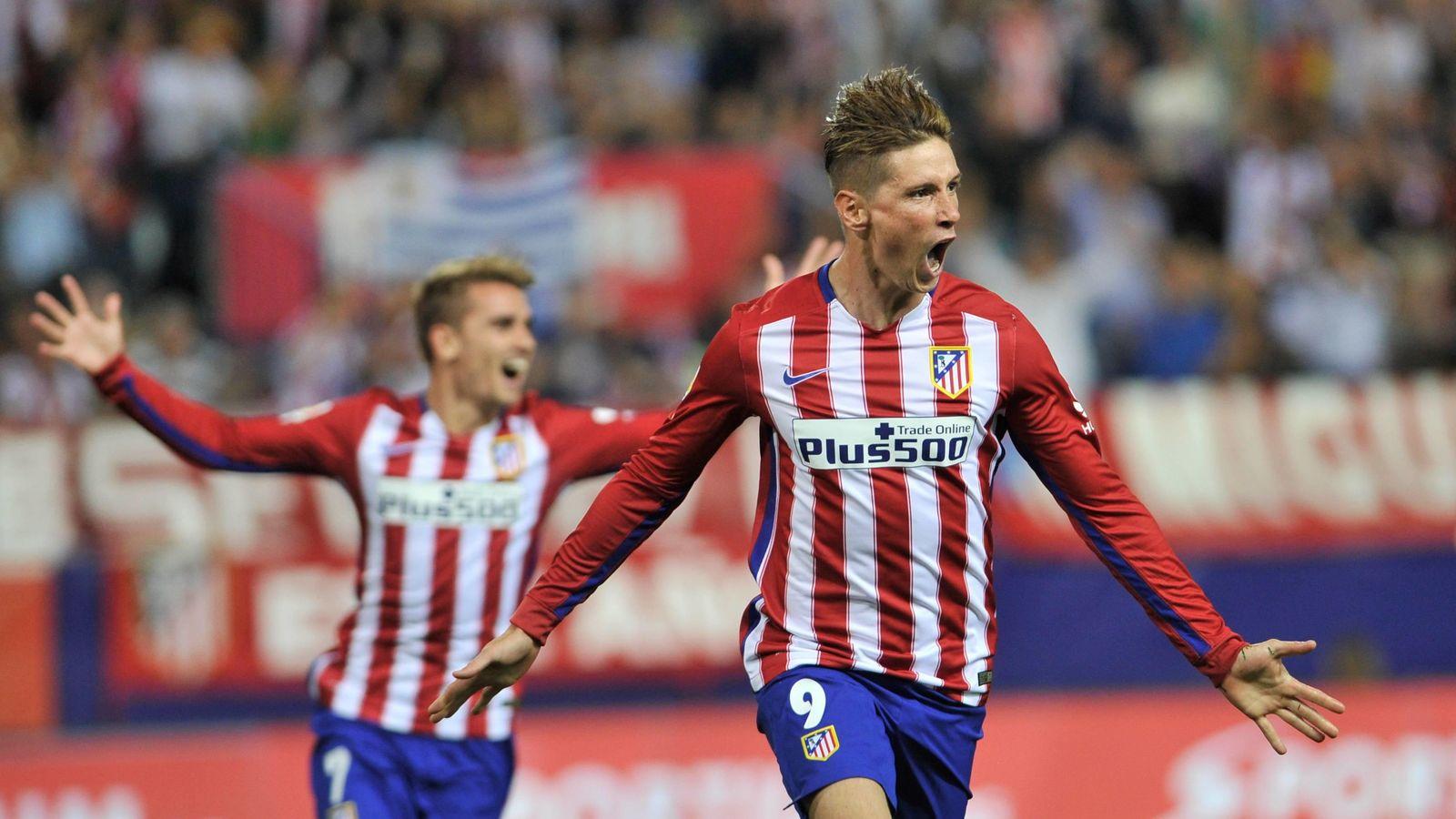 Foto: Fernando Torres ha empezado la temporada lanzado (Cordon Press).