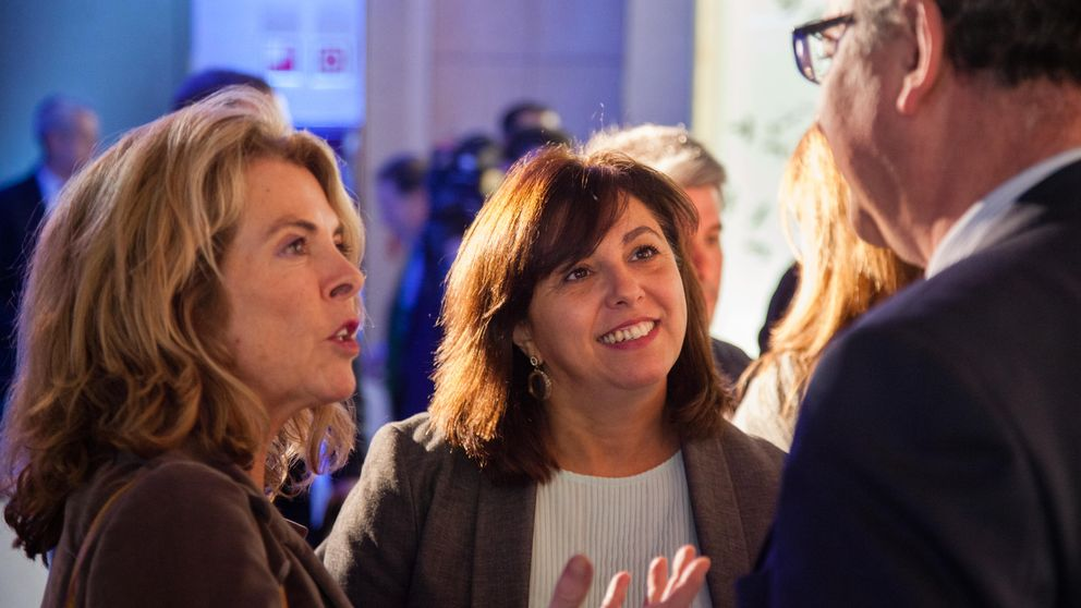 Rosa María García asume la presidencia de Siemens Gamesa y deja otros consejos