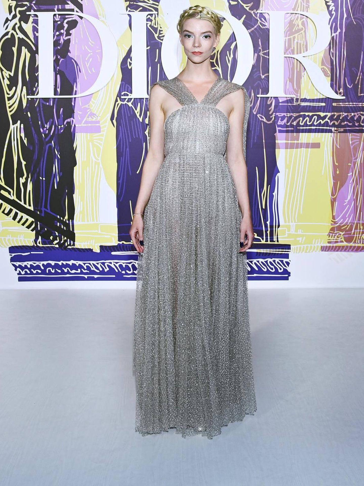 Ann Taylor-Joy. (Dior)