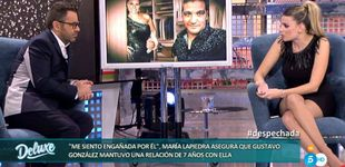 Post de Así humilló 'Sálvame' a María Lapiedra para tapar la infidelidad de Gustavo