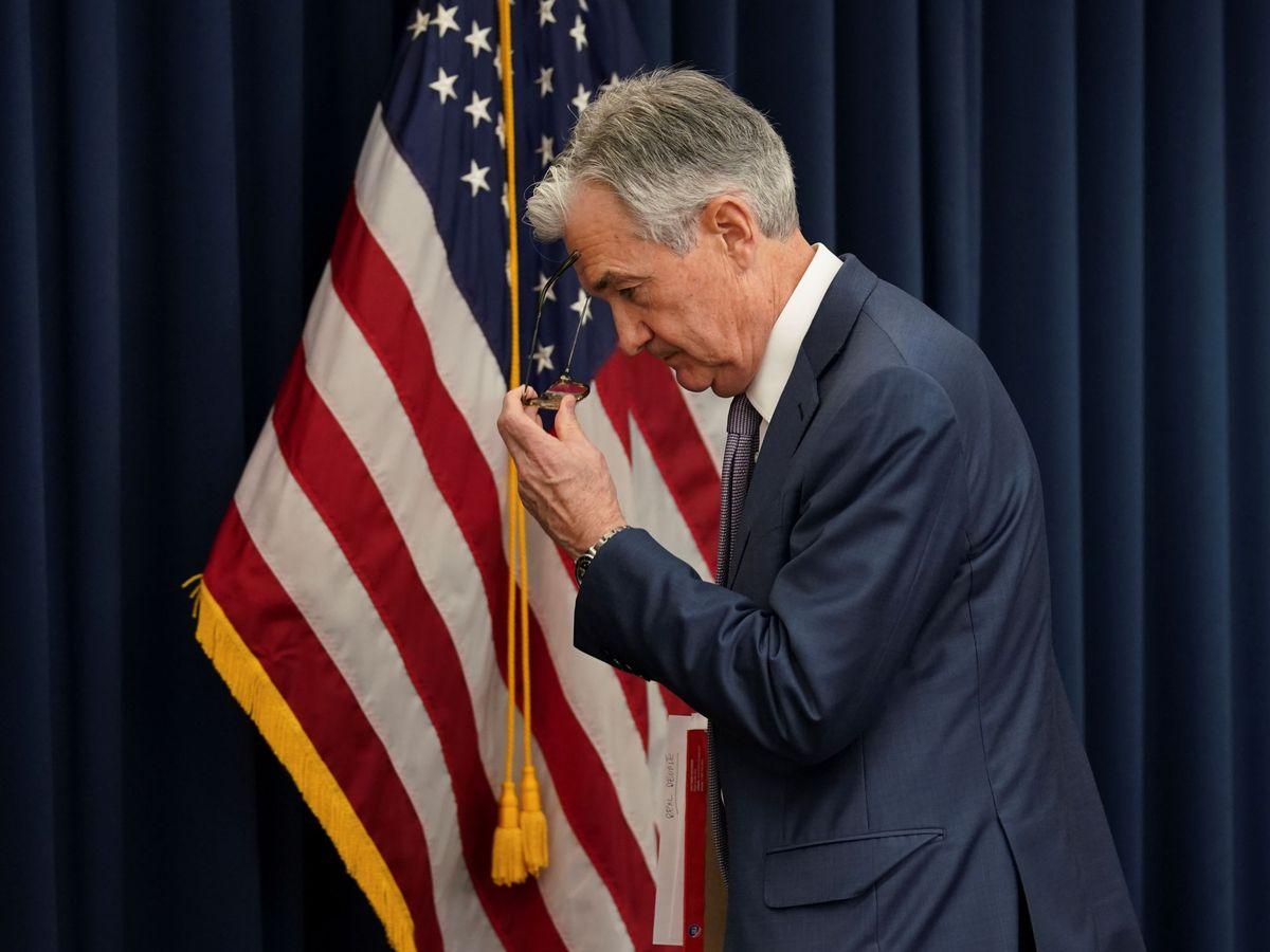 Foto: El presidente de la Reserva Federal, Jerome Powell. (EFE)