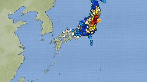 Un terremoto de 7,1 grados sacude la costa de Fukushima en Japón, sin alerta de tsunami