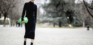 Post de El vestido de punto para estar cómoda en casa sin perder estilo está en Zara