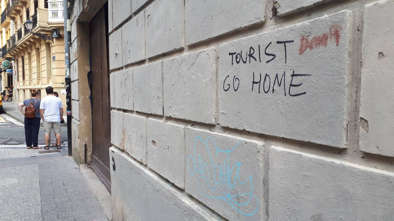 Ser turista en San Sebastián: del ongi etorri al sé respetuoso con los vecinos o go home
