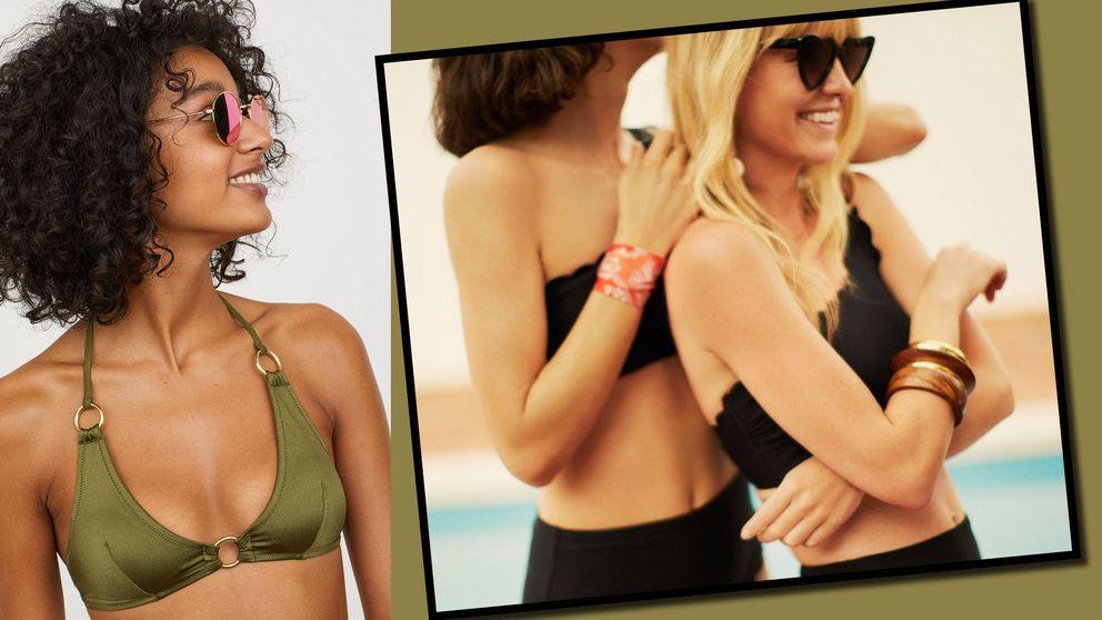 16 bikinis perfectos para tomar el sol (y casi sin marcas)