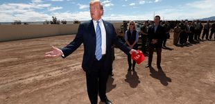 Post de Trump impondrá aranceles a los productos de México para castigar la inmigración