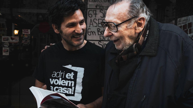 Lagarder Danciu y Enric Pons. (Martí Sanchís)