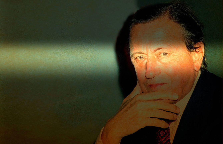 Foto: El barón Thyssen en un fotomontaje realizado en Vanitatis (Gtres)