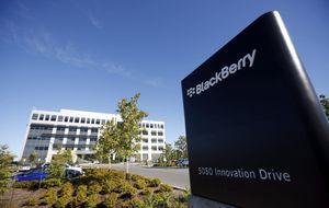 Blackberry deja de estar a la venta y cede más de un 16%