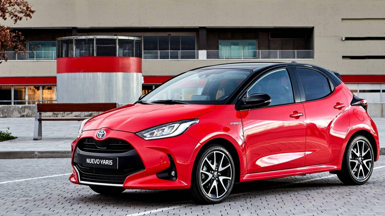 Toyota ha subido hasta la cuarta posición por su tecnología híbrida, como la que emplea el nuevo Yaris.