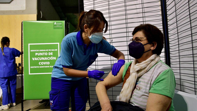 España supera los seis millones de personas con la pauta de vacunación completa