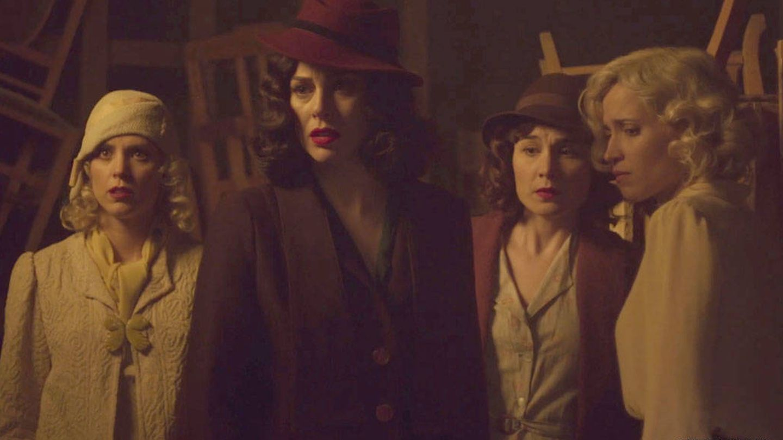 Fotograma de 'Las chicas del cable'. (Netflix)