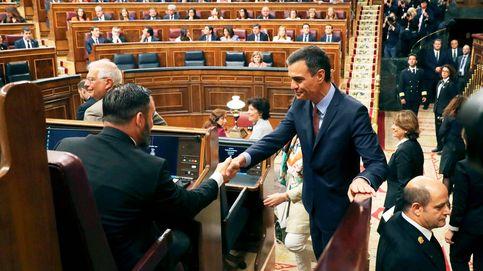 PSOE y Vox, amigos para siempre