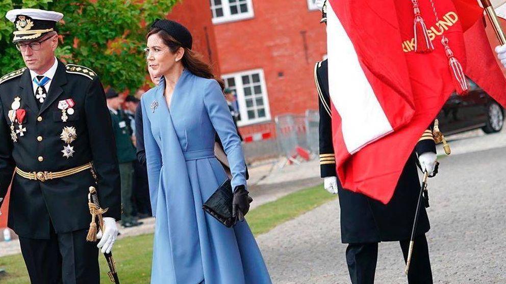 Mary de Dinamarca y el look de invitada perfecta que nos ha enamorado