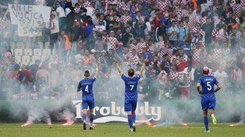 Burdeos será una fortaleza contra los ultras croatas, pero la FEF tranquiliza