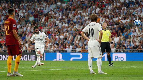 Real Madrid - AS Roma: siga la Champions en directo