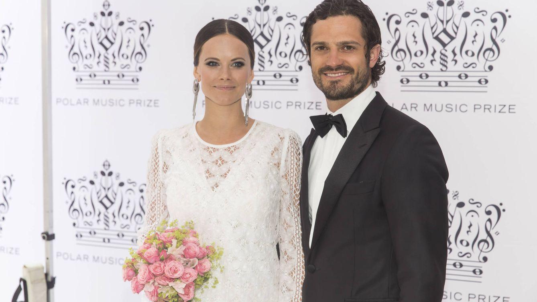 Foto: El príncipe Carlos Felipe y la princesa Sofía en el Polar Music Prize (Gtres)